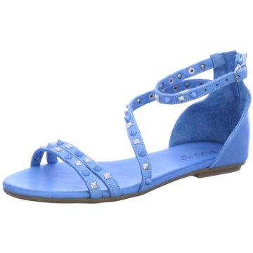 Inuovo Römersandale blau