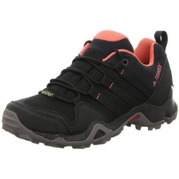 adidas Outdoor SchuhTerrex AX2 R GTX Damen Outdoor Wanderschuhe schwarz schwarz