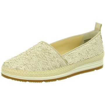 Paul Green Espadrille gold