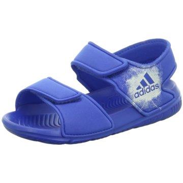 adidas SandaleALTASWIM I - BA9281 blau