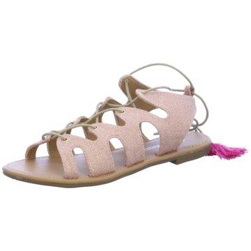 Buffalo Sandalette rosa