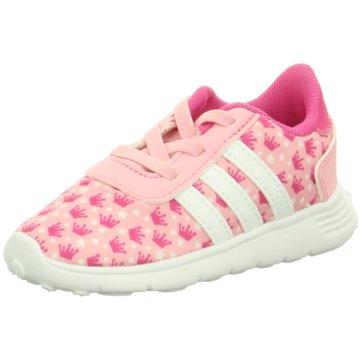 adidas Sneaker LowLITE RACER INF rosa