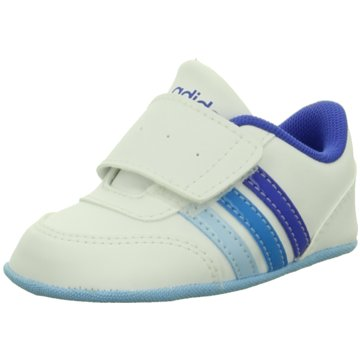 adidas Sneaker LowV JOG CRIB weiß