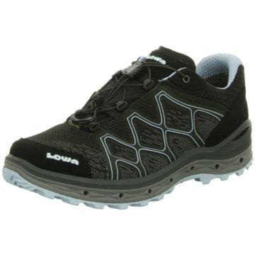 LOWA TrekkingschuheAEROX GTX LO WS - 320625 schwarz