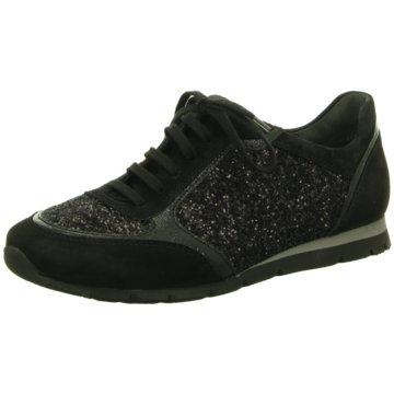 Semler Komfort Schuh schwarz