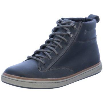 Clarks Sneaker High grau