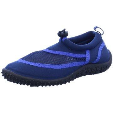 Beck Wassersportschuh blau