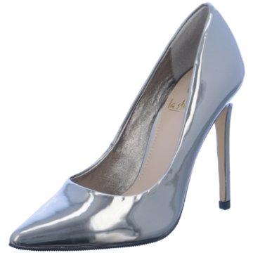 La Strada Top Trends High Heels grau