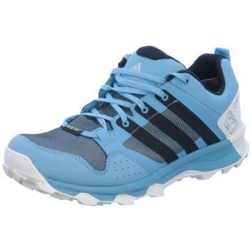 adidas Outdoor SchuhKanadia 7 TR GTX Damen Outdoorschuhe Trail-Running hellblau weiß blau