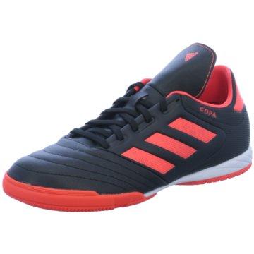 adidas Hallen-SohleCopa Tango 17.3 Indoor Herren Fußball Hallenschuhe schwarz rot schwarz