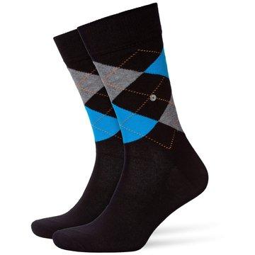 Burlington Socken schwarz