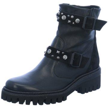 Paul Green Biker Boot9233 schwarz