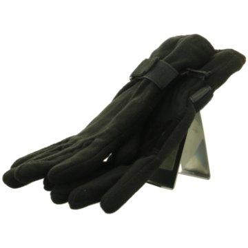Seiden-Grohn Handschuhe Herren schwarz