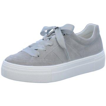 Superfit Plateau Sneaker grau