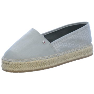 Tommy Hilfiger Top Trends Slipper grau