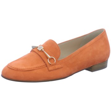 Högl Slipper orange