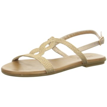 Inuovo Sandale gold
