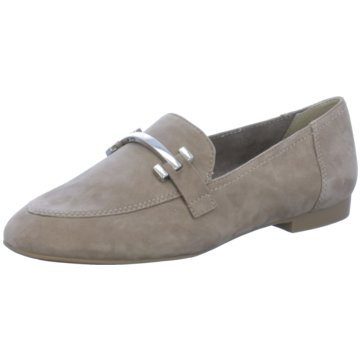 Marco Tozzi Business Slipper braun