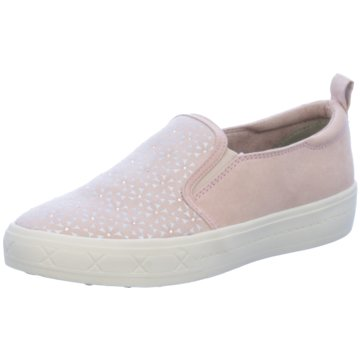 Tamaris Sportlicher SlipperSlipper rosa