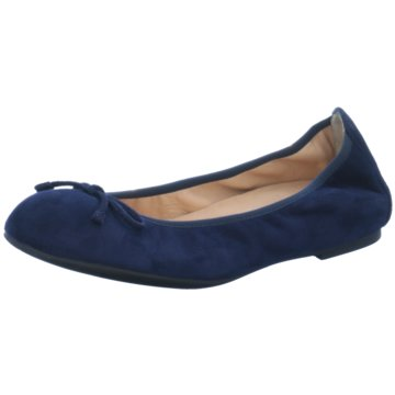 Unisa Faltbarer Ballerina blau