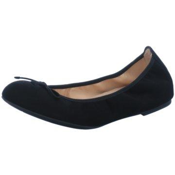 Unisa Ballerina schwarz
