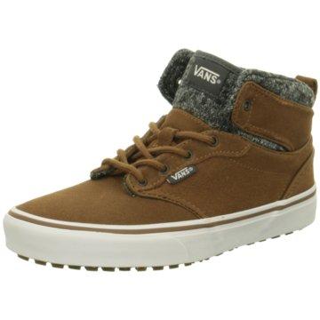 Vans Sneaker High braun
