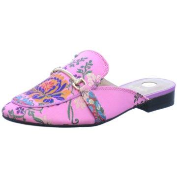 La Strada Mules Pantoletten pink
