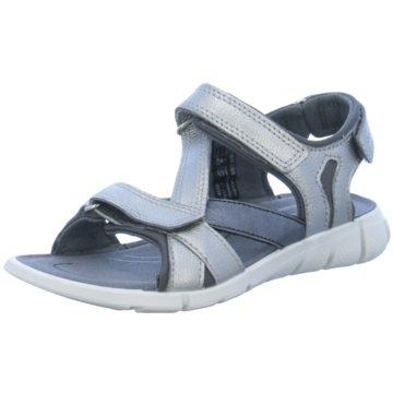 Ecco Offene Schuhe grau