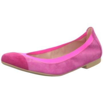 Pretty Ballerinas Faltbarer Ballerina pink