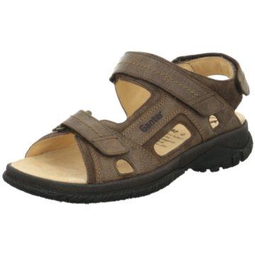 Ganter Komfort Schuh braun