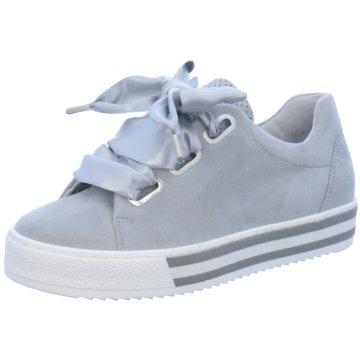 Gabor comfort Sneaker LowSneaker grau