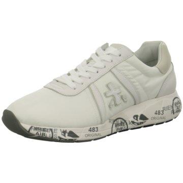 Premiata Sneaker Low weiß