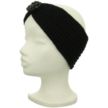 Cartoon Stirnbänder Damen schwarz