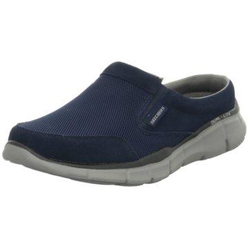 Skechers Clog blau