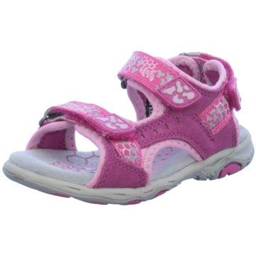 Salamander Offene Schuhe pink