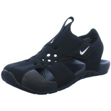 Nike WassersportschuhBoys' Nike Sunray Protect 2 (PS) Preschool Sandal - 943826-001 schwarz