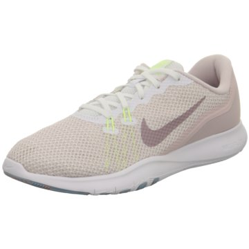 Nike TrainingsschuheNike Flex Trainer 7 beige