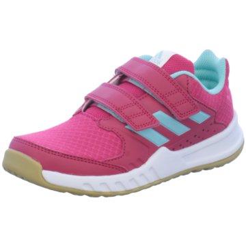 adidas Klettschuh pink