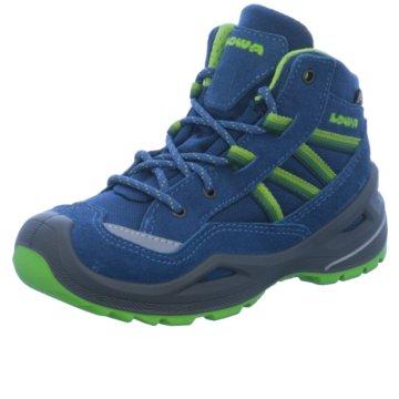 LOWA Sportschuh blau