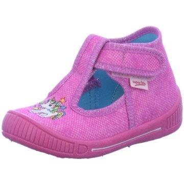 Superfit Kleinkinder MädchenBully pink