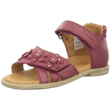 Froddo Offene Schuhe rosa