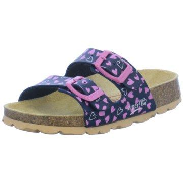 Superfit Offene Schuhe lila
