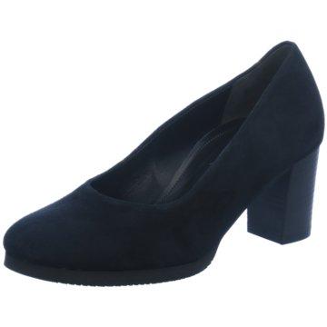 BULLBOXER Damen Pumps Lackoptik schwarz Kaufen bei Schuhe