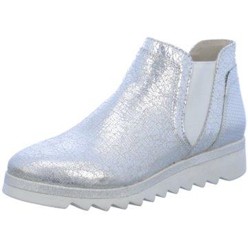 Julia Grey Chelsea Boot silber