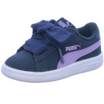 Puma Kleinkinder Mädchen blau