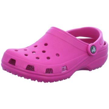 CROCS Offene Schuhe pink
