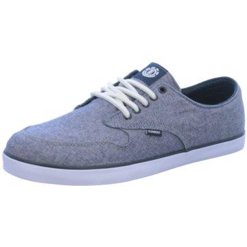 Element Sneaker Low grau