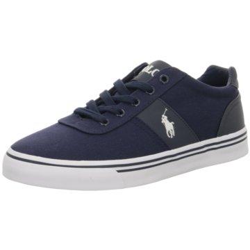 Ralph Lauren Sportlicher Schnürschuh blau