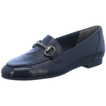 Paul Green Business Slipper2279 blau