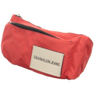 Calvin Klein Bauchtaschen rot